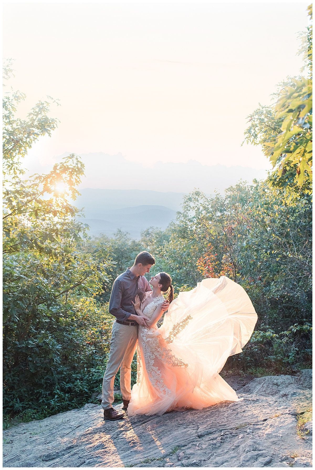 Elopement Photography in Northern Mountains