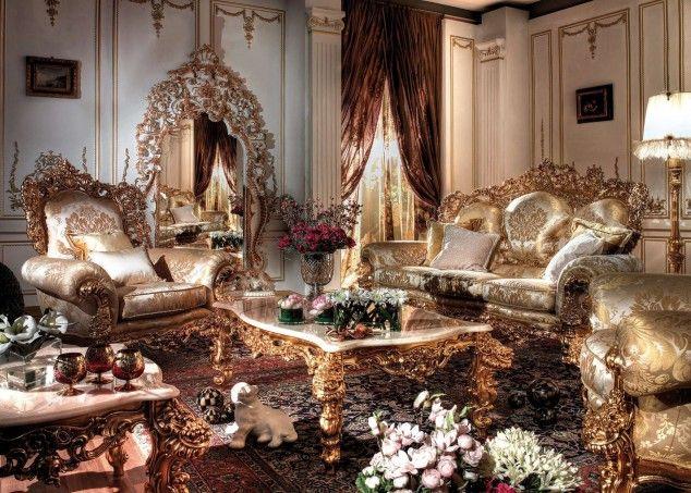 Italian Living Room Decorating Ideas