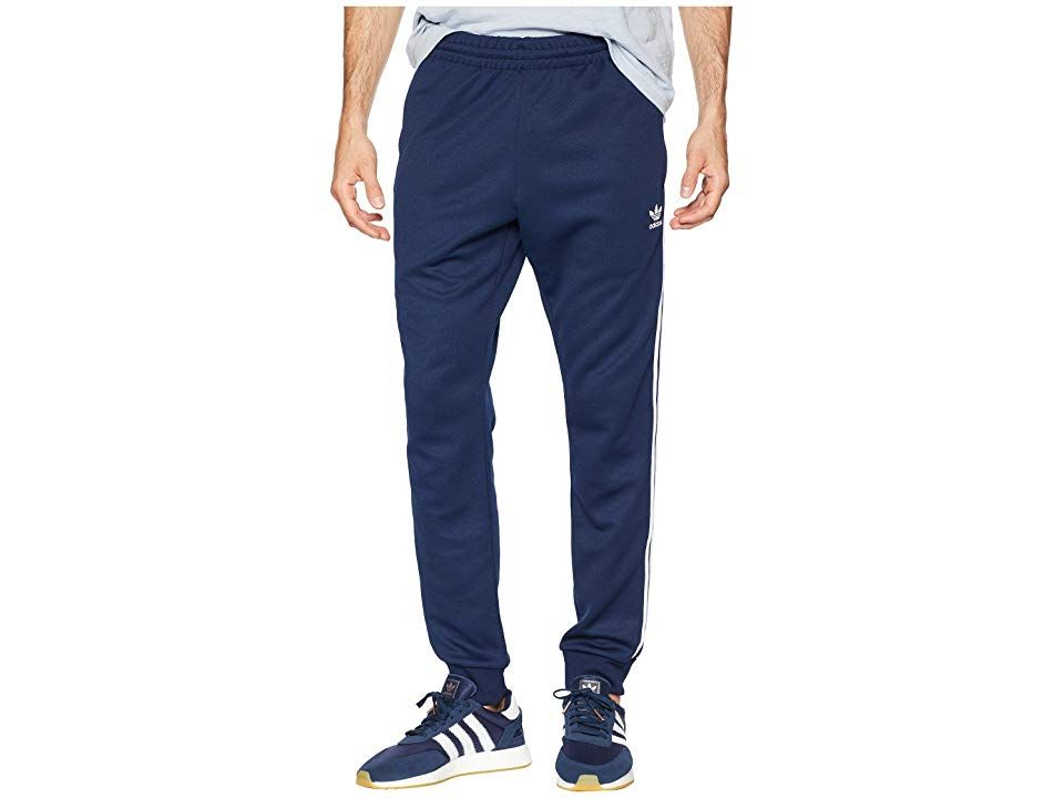 adidas Originals SST Track Pants (Collegiate Navy) Men's