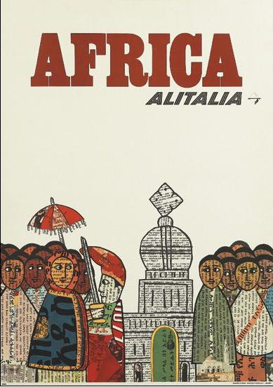 Africa - Alitalia