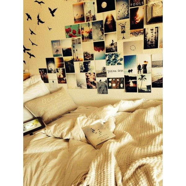 tumblr bedroom ❤ liked on Polyvore featuring bedroom