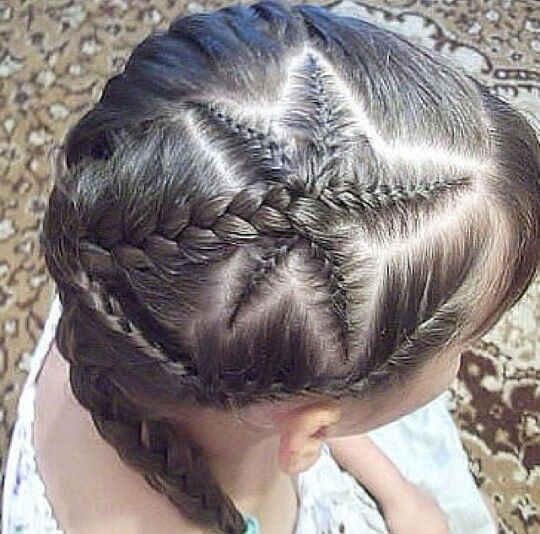 Pin By Hannah Debeson On Hair For The Girls Hair Styles Braided
