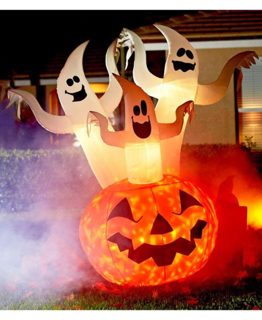 6 halloween outdoor inflatables lighted outdoor halloween 6 halloween outdoor inflatables lighted outdoor halloween decorations this halloween outdoor inflatable is a aloadofball Gallery