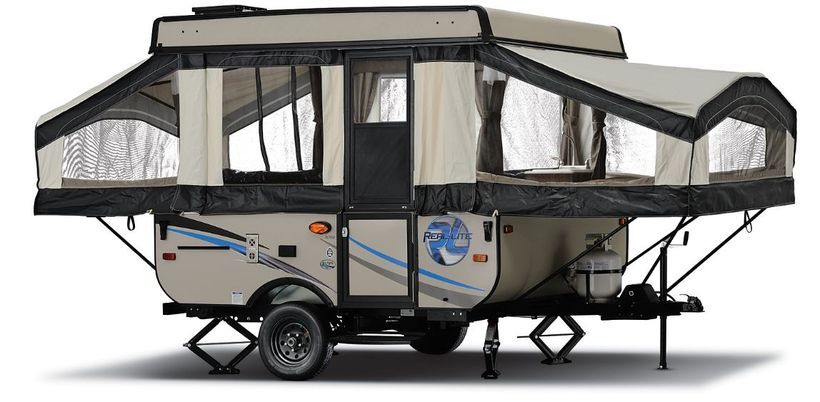 80 Cool RV Camper Trailer Pup-Up Tent that You Must See ...