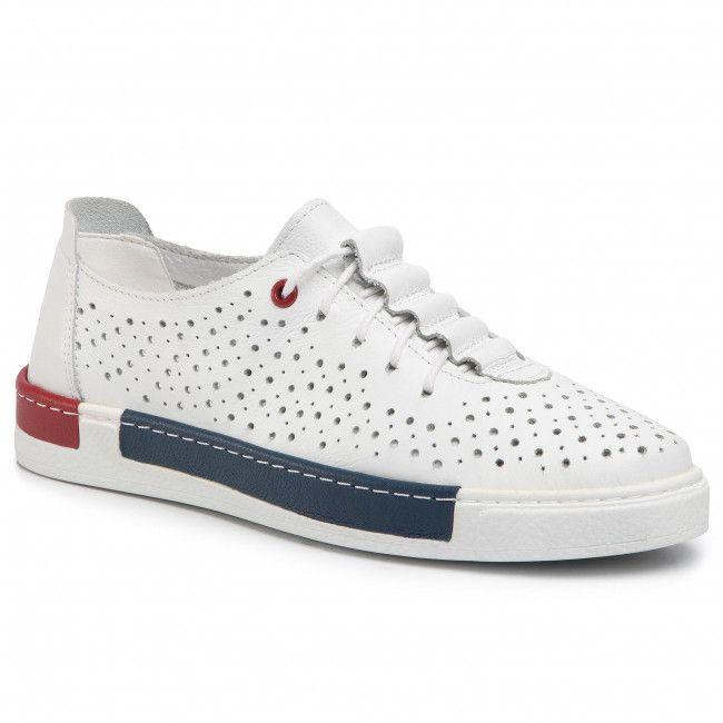 Sneakersy Lasocki Arc 2227 01 White White Arc