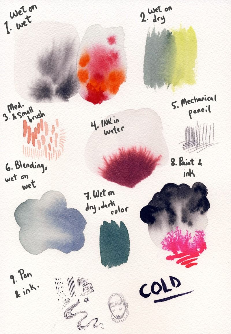 Draw Gabby Draw Watercolor Paintings Tumblr Paintings Tumblr