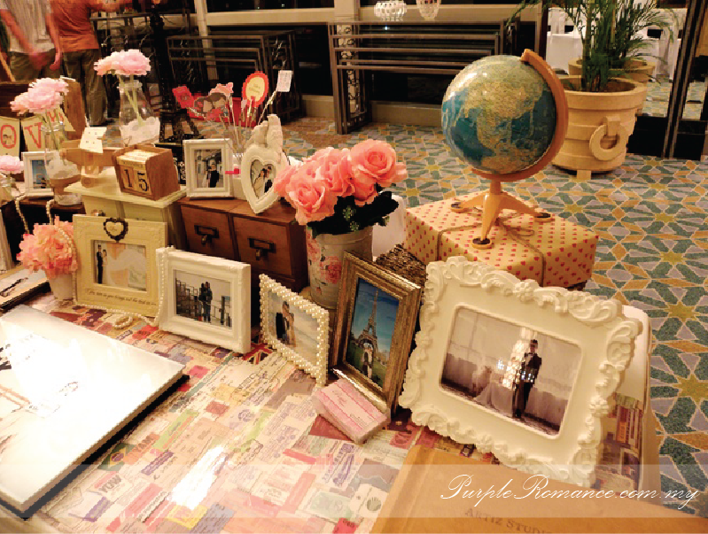 Photo Al Viewing Table Decoration Wedding Sweet Love Pearls Malaysia Themed Weddingstravel