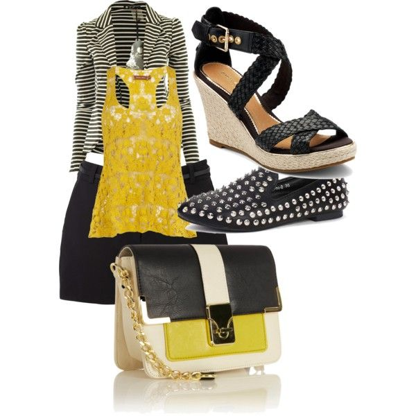 """Weekend fun"" by donna-grannum-baylor on Polyvore"