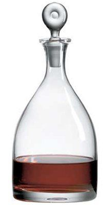 Ravenscroft Crystal Decanter Height Monticello Imperial 280 Oz