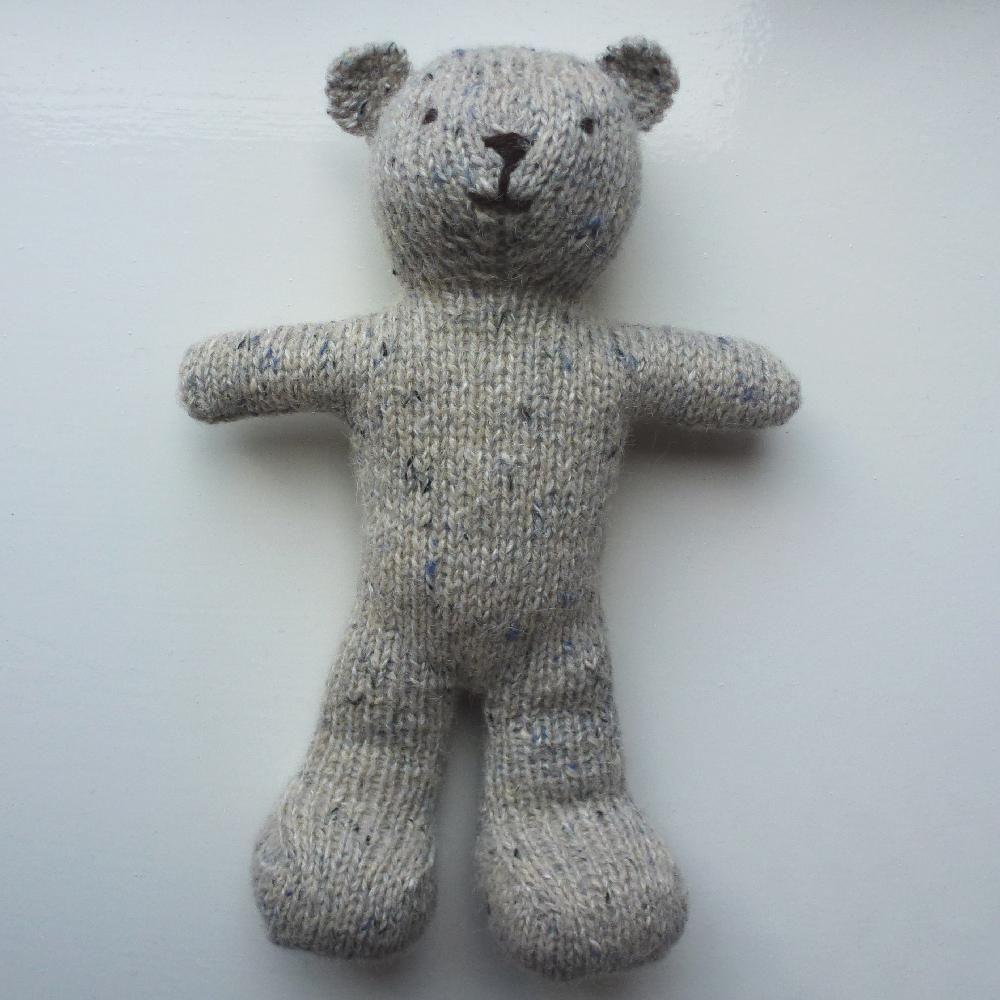 Ted Bear: Rowan Felted Tweed DK Camel | Bears | Pinterest | Ted bear ...