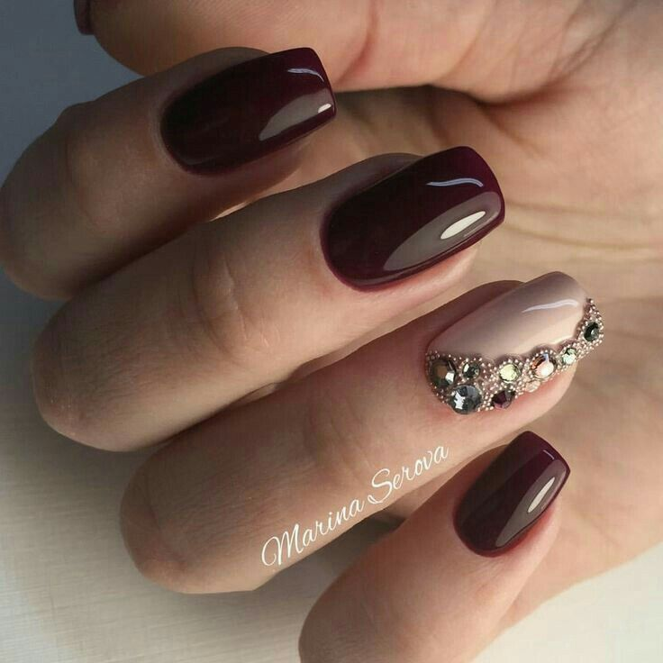 100 Adorable and Beautiful Prom Nail Ideas Design That You Should ...