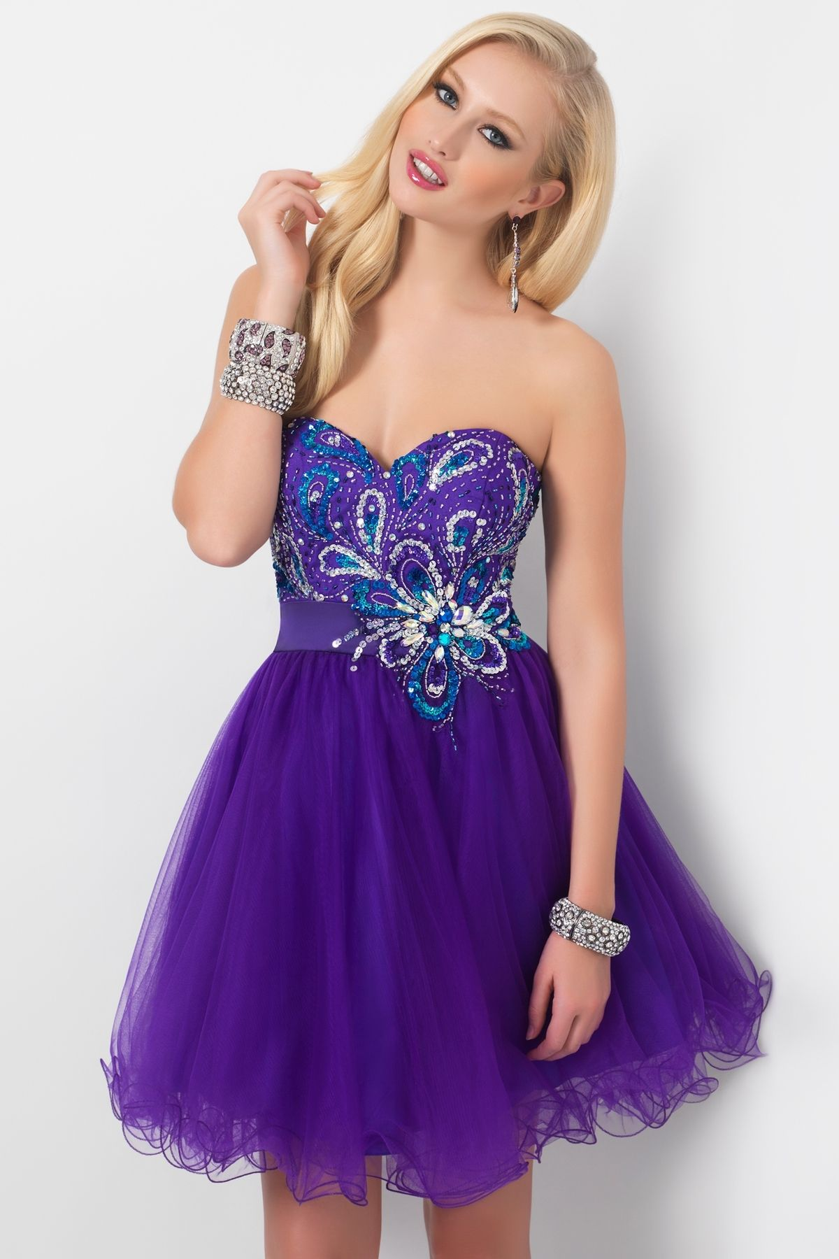 modern-short-prom-dresses-cheap-new-in-model-design- | Short Prom ...