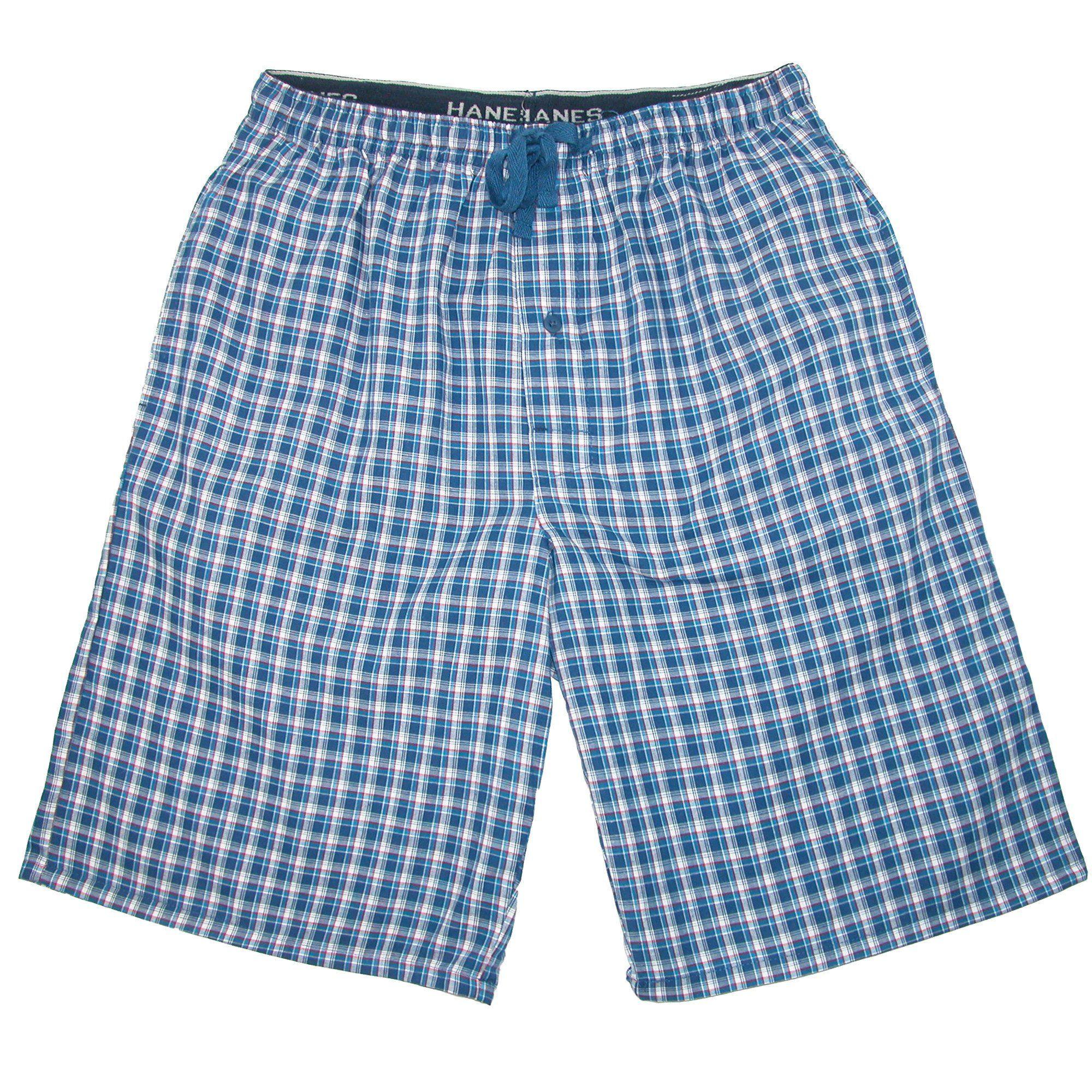 Nautica Mens Sleepwear Woven Plaid Short Pick SZ//Color.