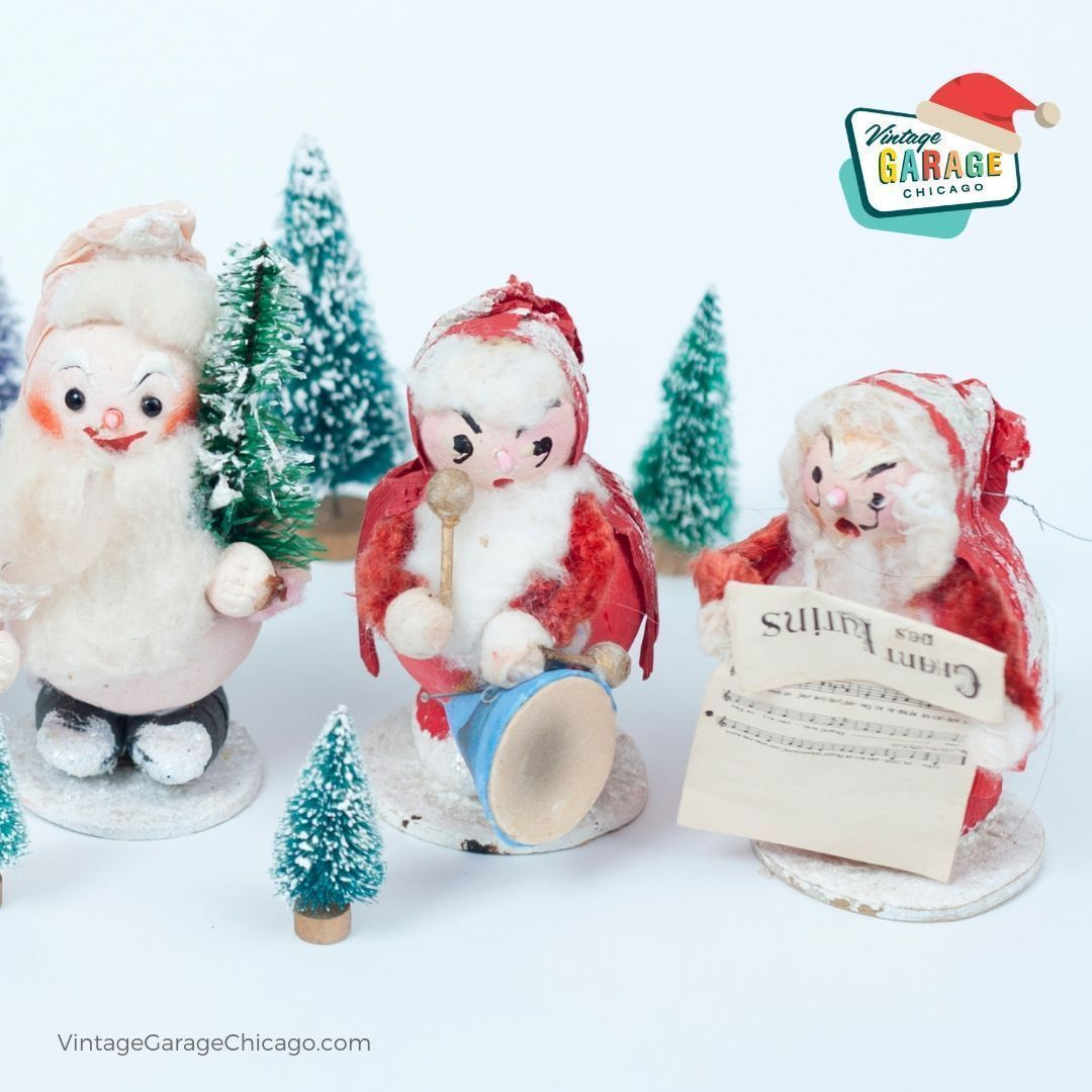 So Excited For Everyone To See The St Andrews Space Filled With Vintage For The Vin With Images Vintage Christmas Diy Vintage Christmas Cards Vintage Christmas Ornaments