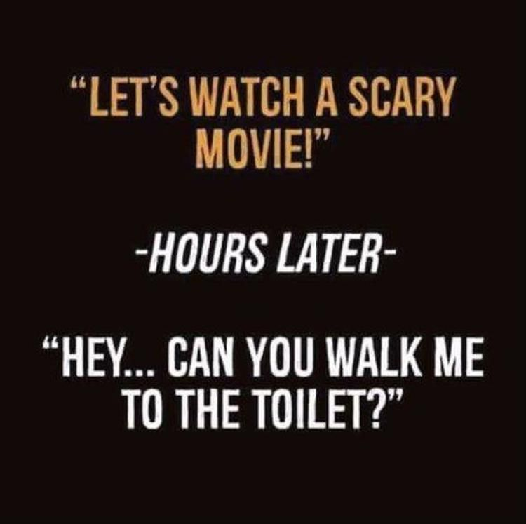 Morning Funny Picture Dump 35 Pics Scary Movie Quotes Scary Movie Memes Funny Horror
