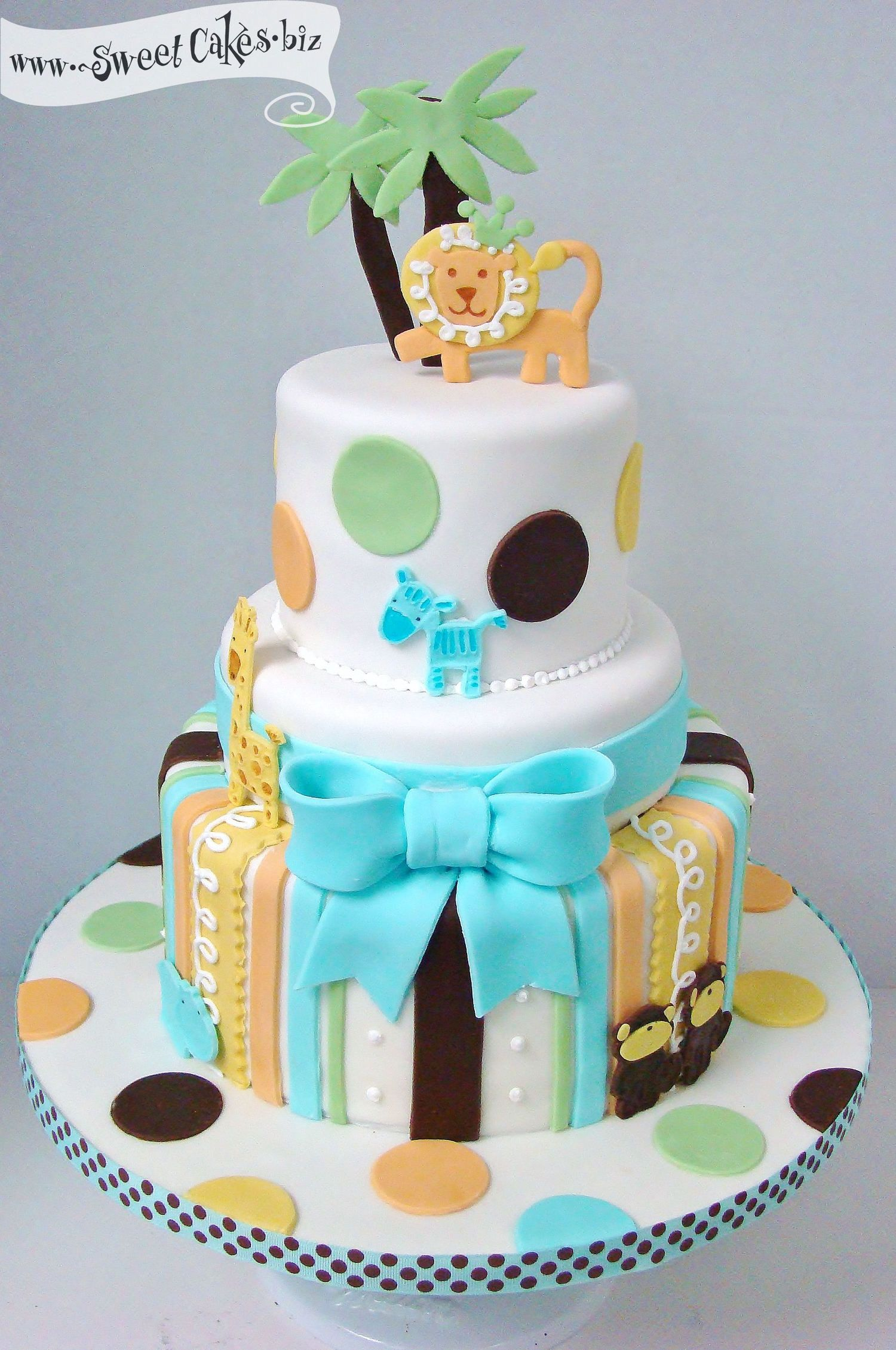 King Of The Jungle Baby Shower Cake Plus Stakes Of AMAZING Cake Ideas