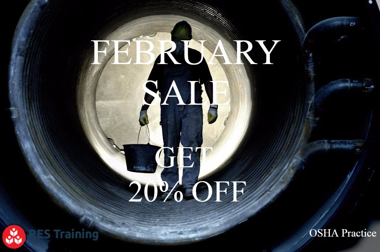 Get 20 OFF on all Courses Only on OSHA Practice.