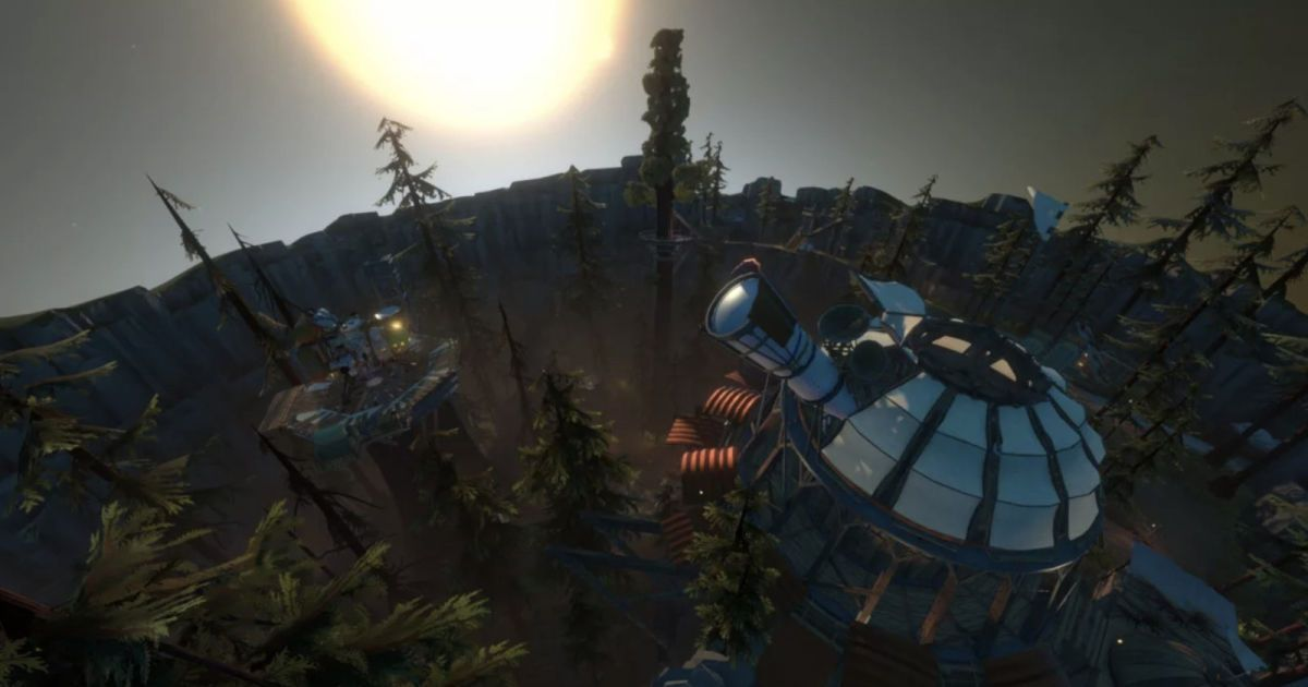 Open World Space Game Outer Wilds Lands On The Ps4 October 15th