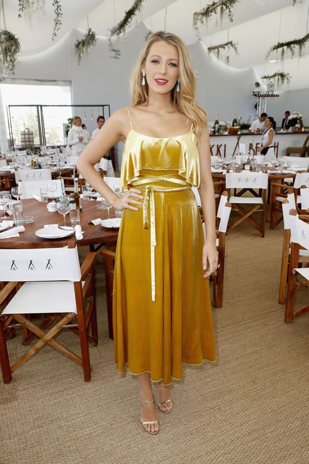 Pin by Michelle on Blake Lively   Blake lively outfits