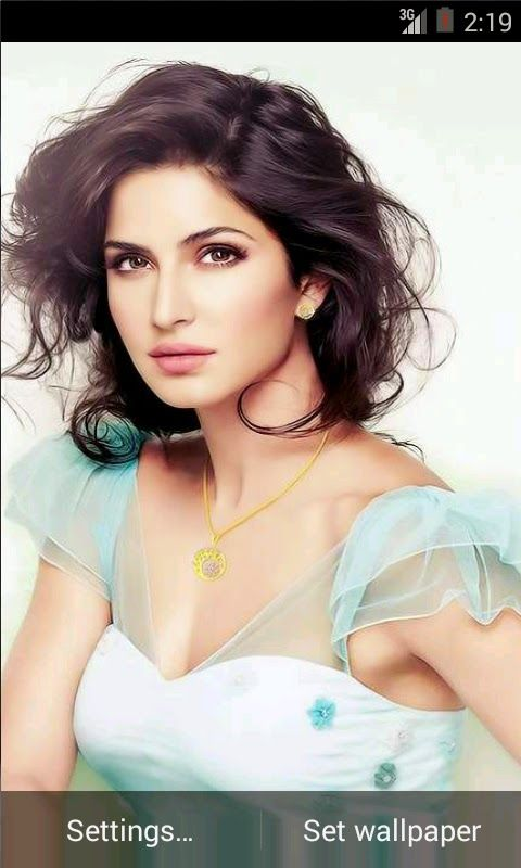 Katrina Kaif 3d Live Wallpaper For Android Mobile Phone Katrina Kaif Images Katrina Kaif Photo Bollywood Celebrities