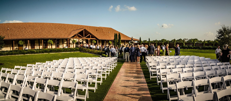 Katy Wedding Venue Wedding Venue Styles Outdoor Wedding
