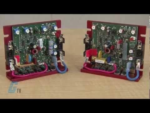 Galco explains the KB Electronics KBMM DC Drives with a plugin horsepower resistor