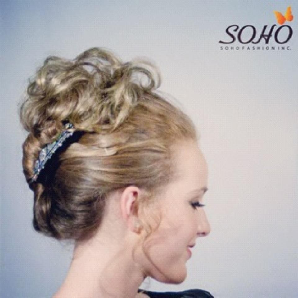 Soho Hair Reno Hair Extensions Hand Crafted Swarovski Crystal Hair