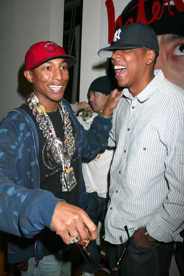 c3ef9242 Pharrell's 20 Classic Songs: 2002 -