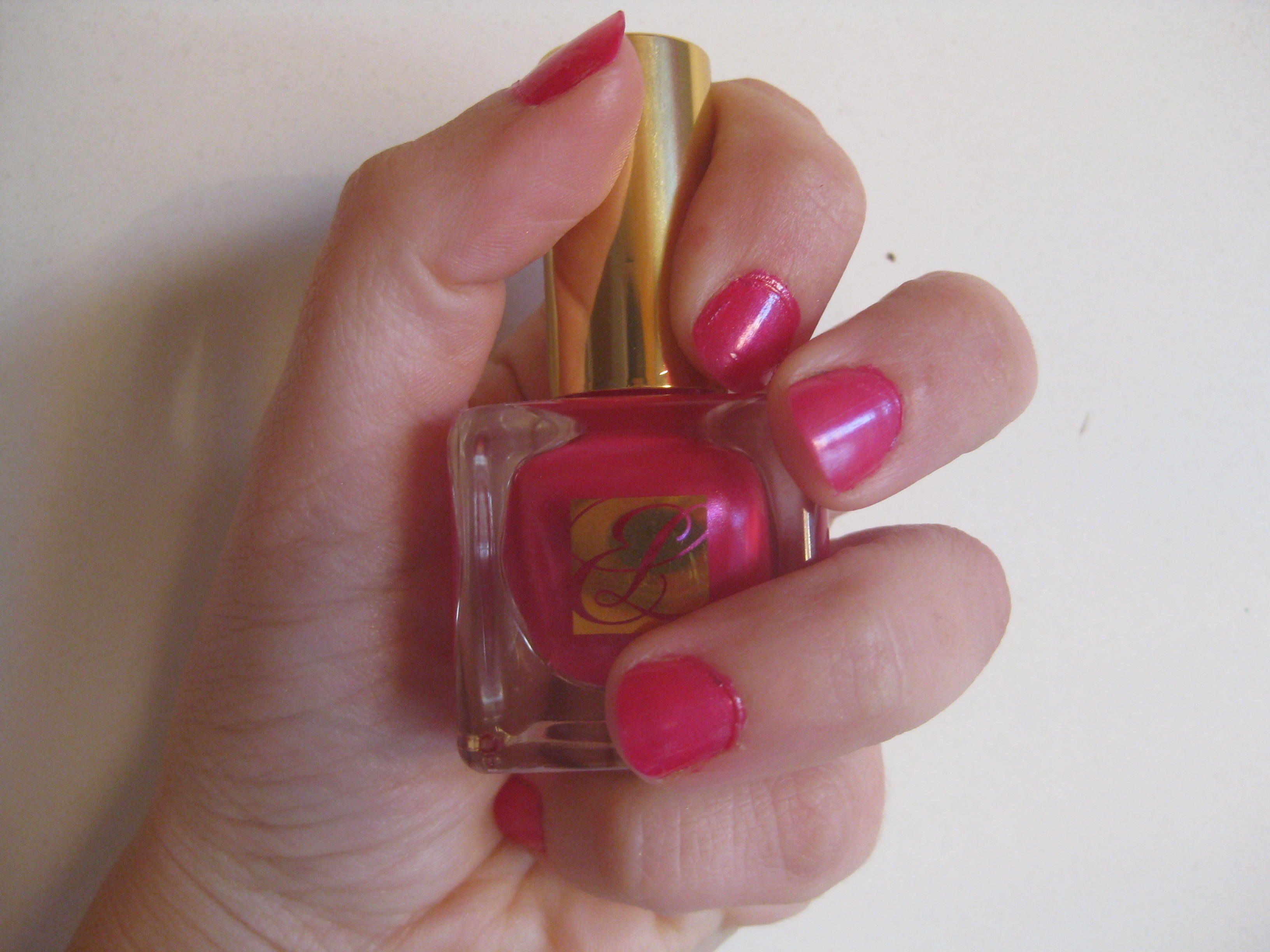 Estee Lauder Pure Color Nail Lacquer, Berry Hot | Beauty | Pinterest ...