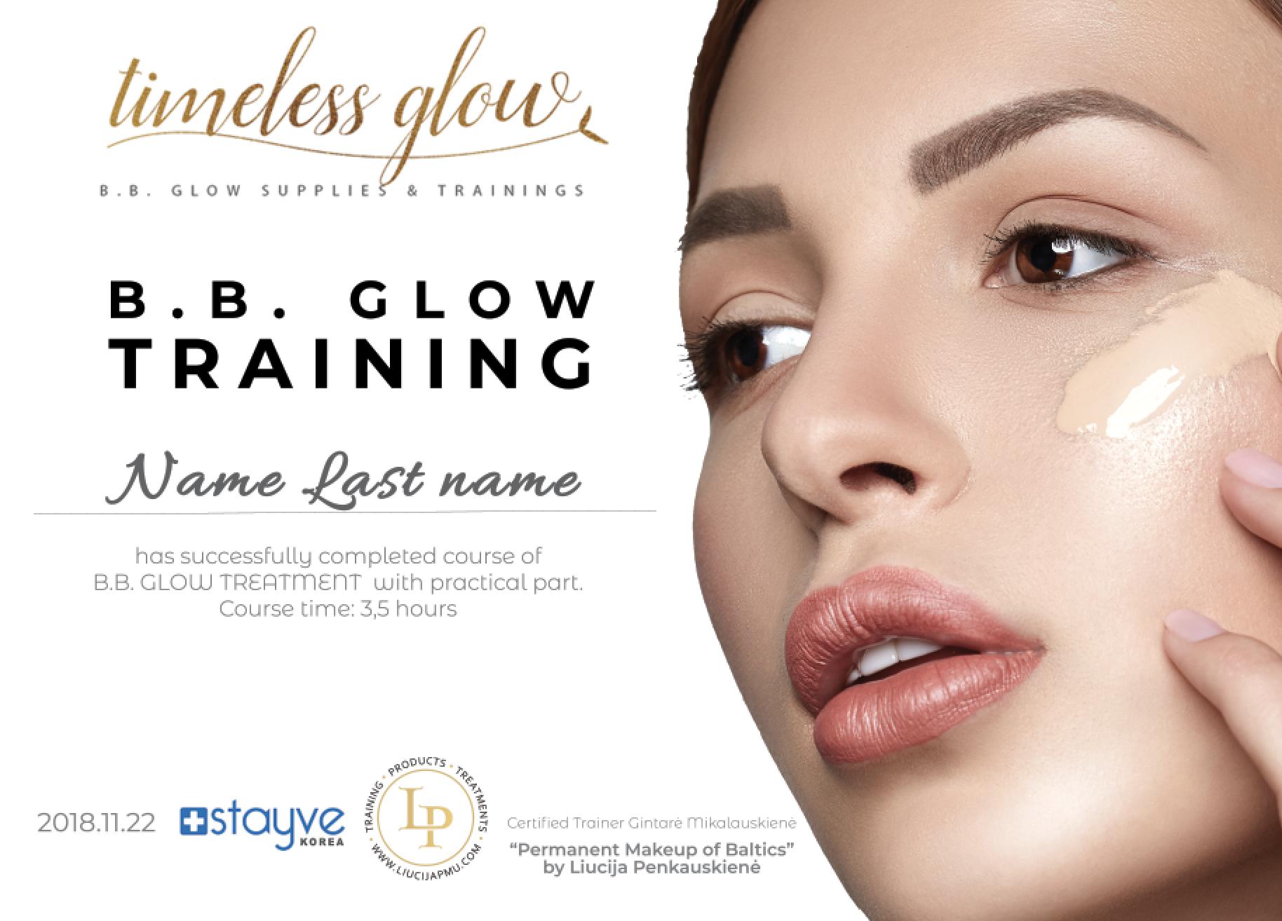 Permanent Cosmetics Program Skin specialist, Makeup