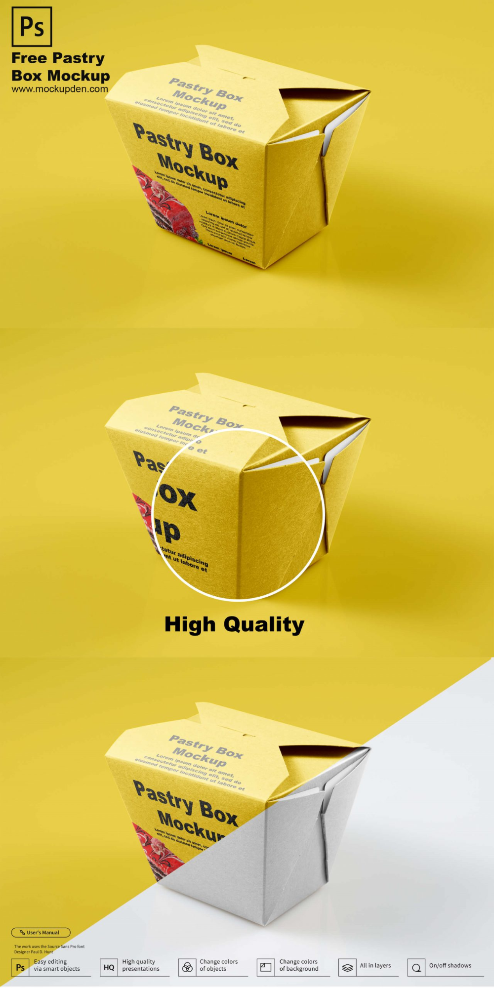 Download 30 Best Free Box Mockup Psd Packaging Template 2020 Edition Box Mockup Packaging Template Free Boxes
