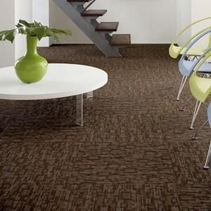 Shaw's Hook Up Tile 54491 carpet tiles work very well for your business carpeting needs. Hook Up Tile 54491 commercial carpet tiles feature Ecoworx backing ...