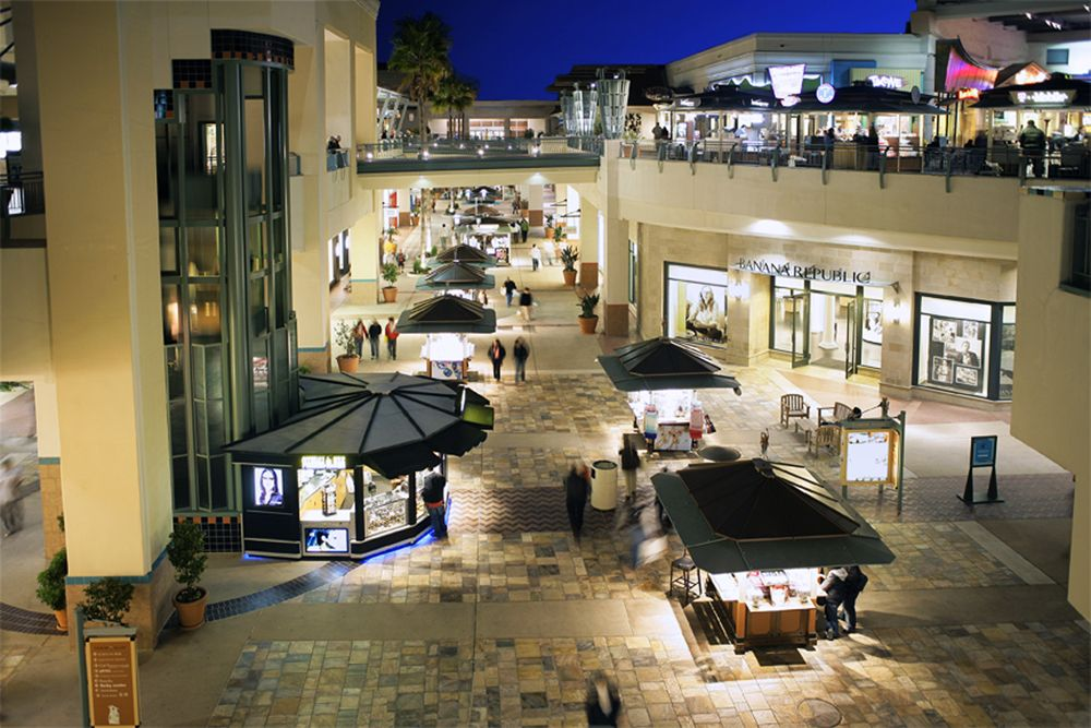 Fashion Valley Mall Is Just Minutes From Civita And