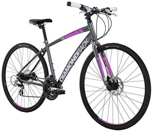Diamondback Bicycles Women S Clarity 2 Complete Performance Hybrid Bike Price 249 99