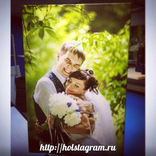 Фотопечать на свадьбе