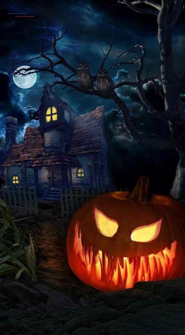 #halloweenbackgroundswallpapers   Halloween wallpaper ...