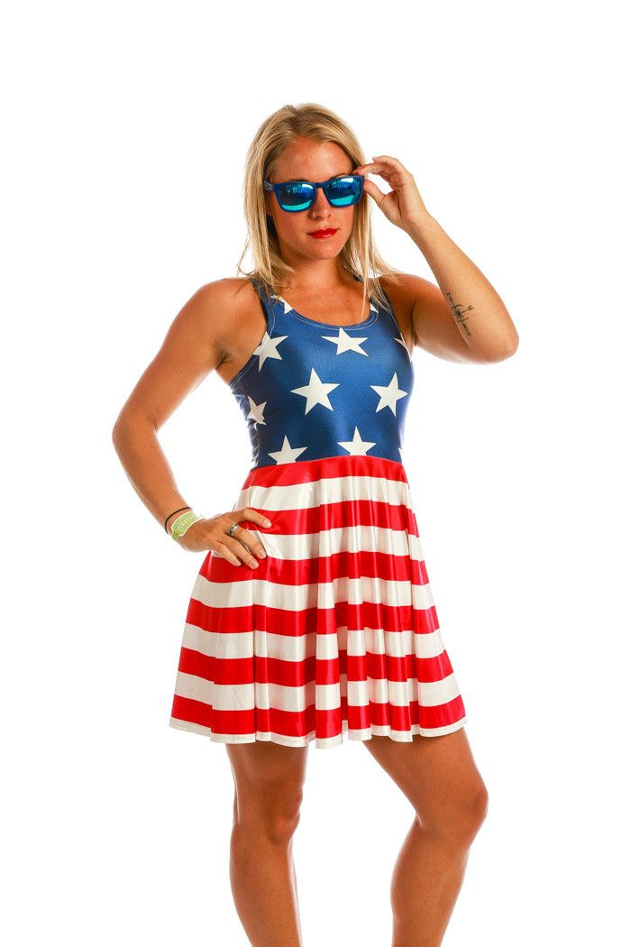 You Look Like The Fourth Of July Makes Me Want A Hot Dog Real Bad Paulette Legally Blonde 2 Red White Blo Flag Dress American Flag Dress Casual Dress