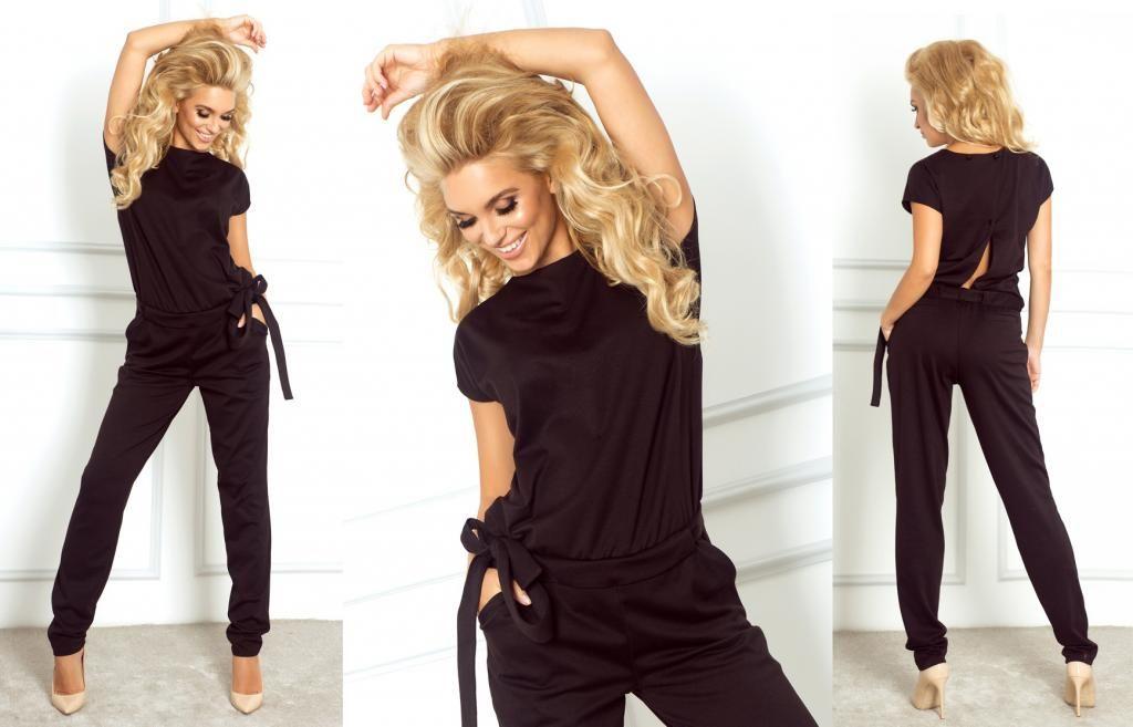 Szalowy Kombinezon Piekny Nowy Projekt 40 L Hot 5953443182 Oficjalne Archiwum Allegro Jumpsuit Elegant Dresses Insta Fashion