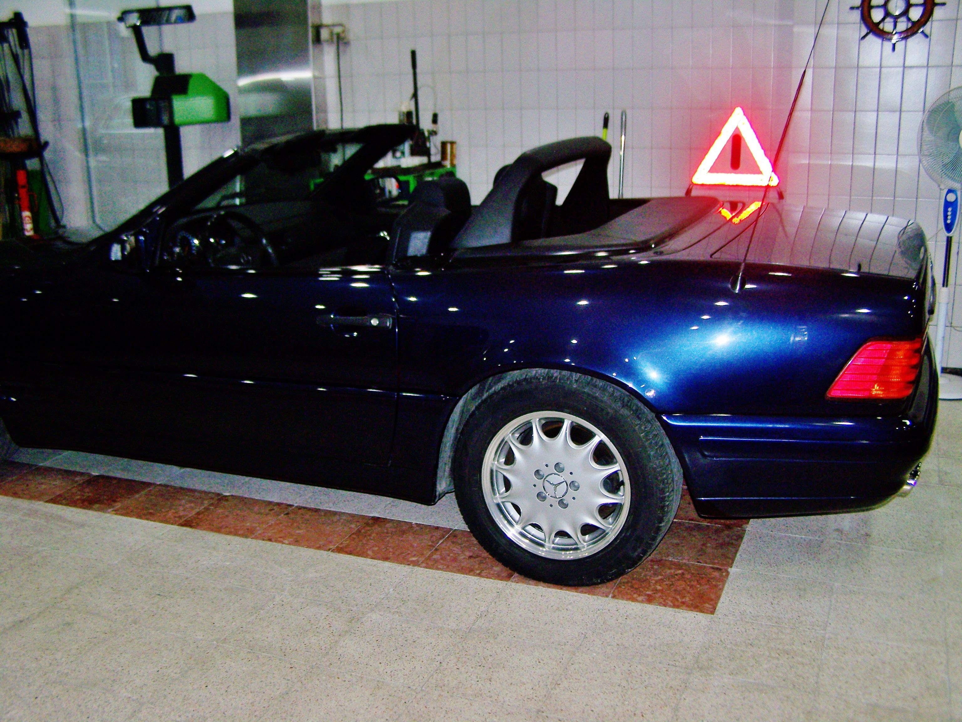 Mercedes benz 280sl car vehicl wrap mercedes benz merced pagoda - Mercedes Benz