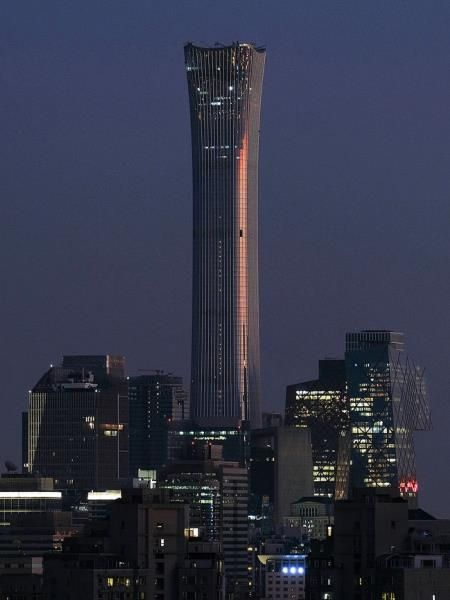 China Zun Tower