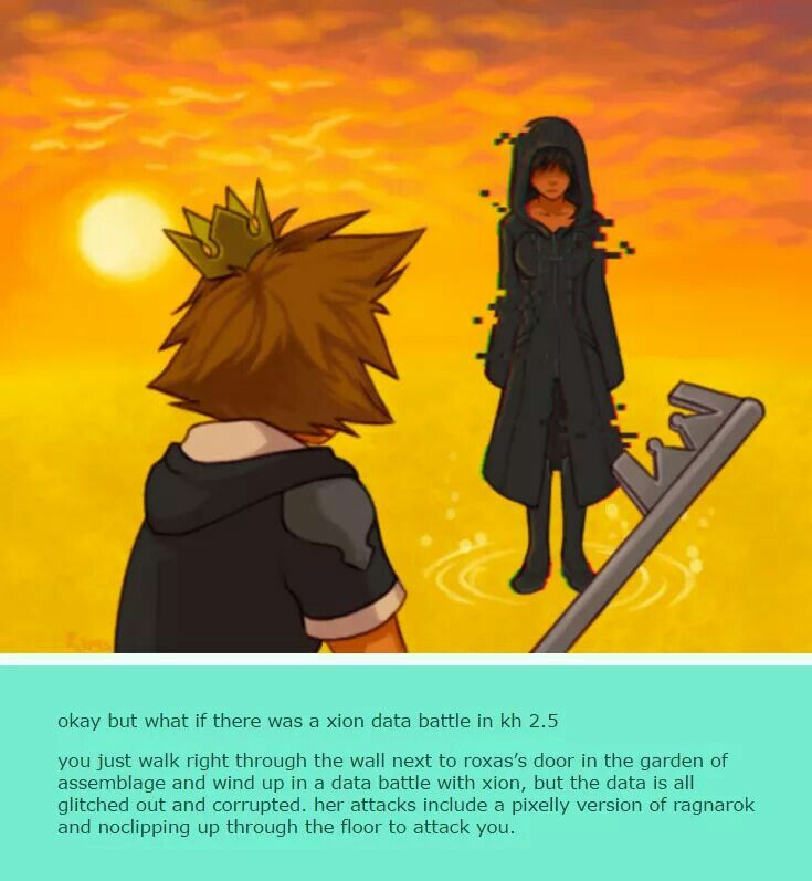 THIS SHOULD HAVE HAPPENED!!! | Kingdom Hearts | Pinterest | Video ...