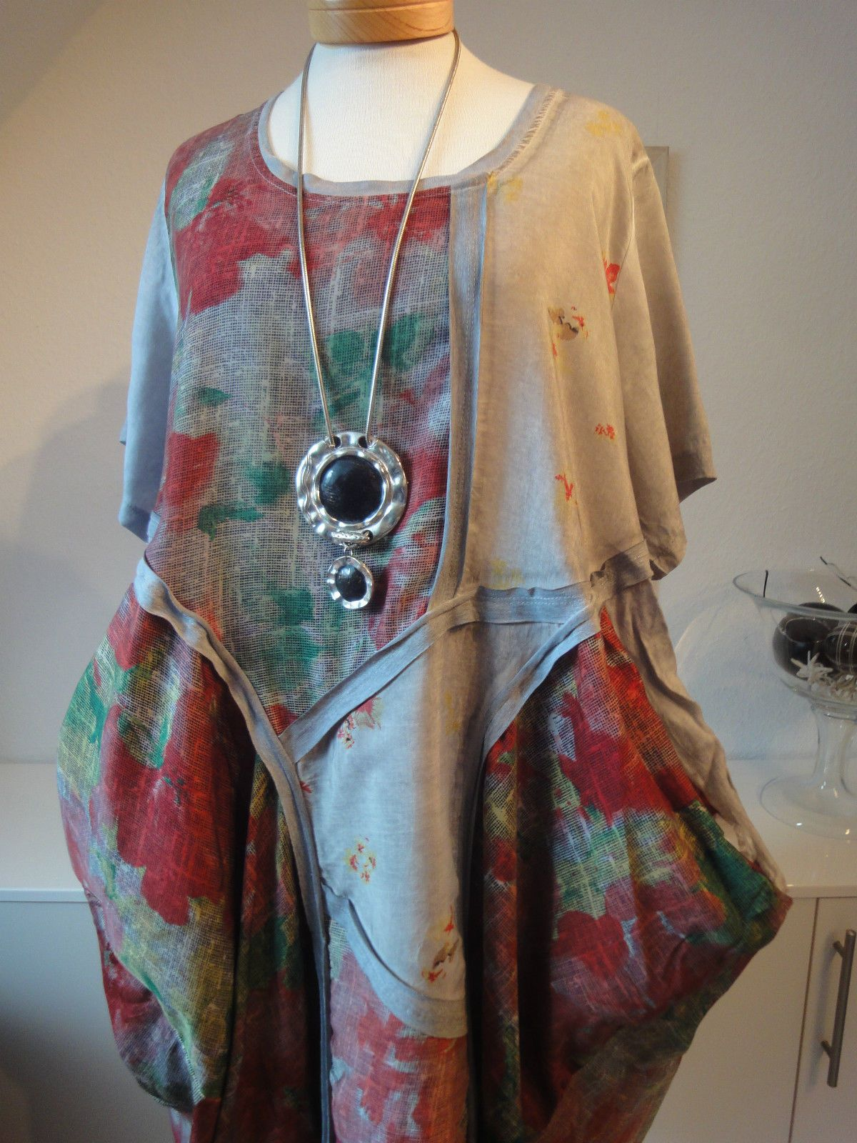 Kleid seide ebay