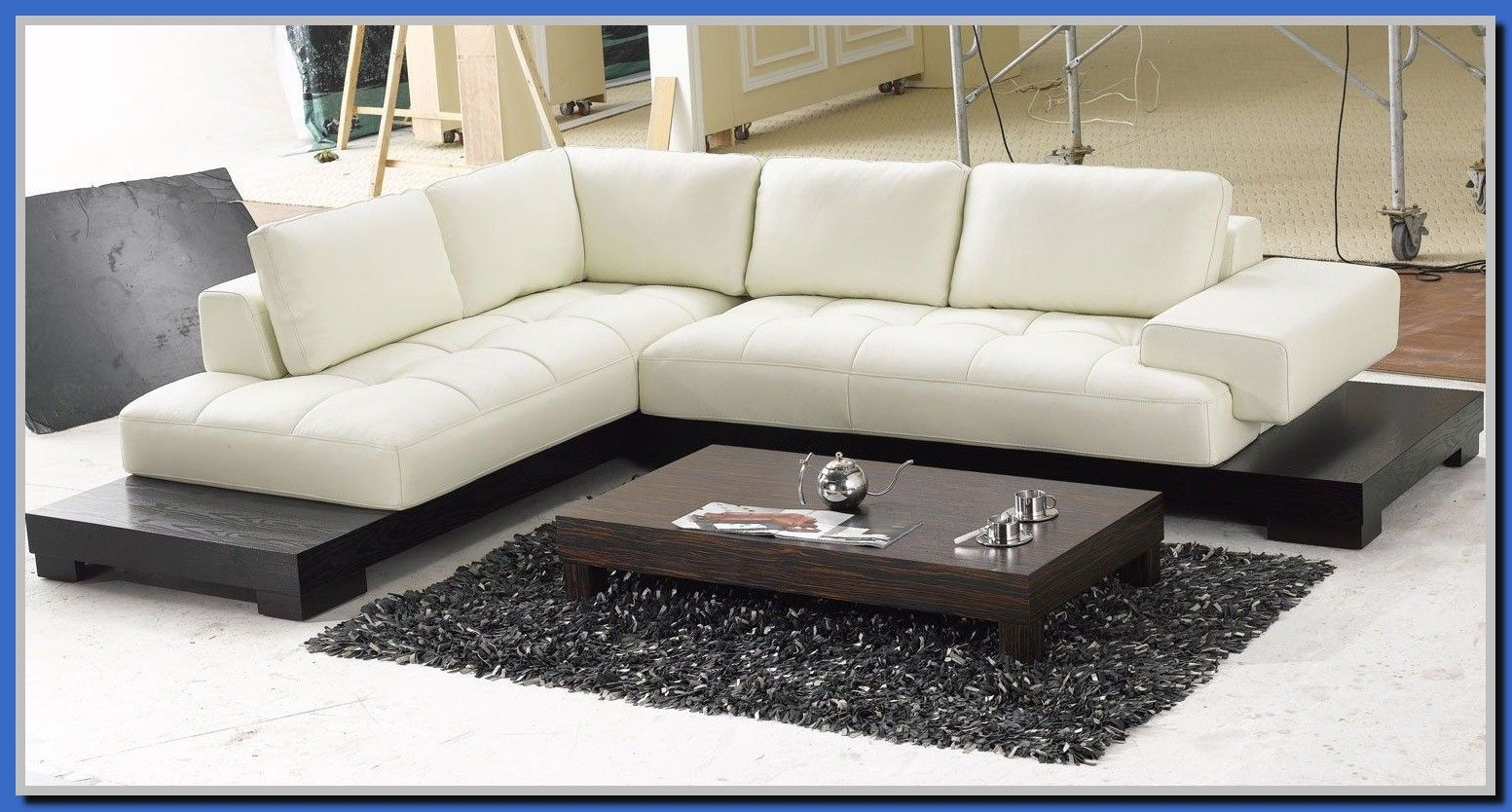 46 Reference Of L Shape Sofa White Leather In 2020 Sofa Makeover Modern Leather Sofa Elegant Sofa