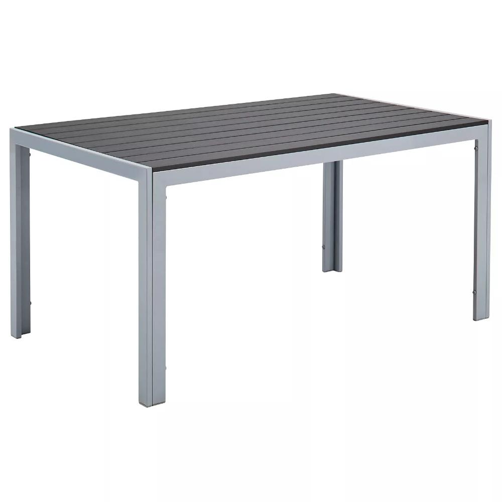 Gardiola Gartentisch Schwarz Silber 150 Cm Breit Online Bei Roller Kaufen Gartentisch Roller Kaufen Gartenmobel