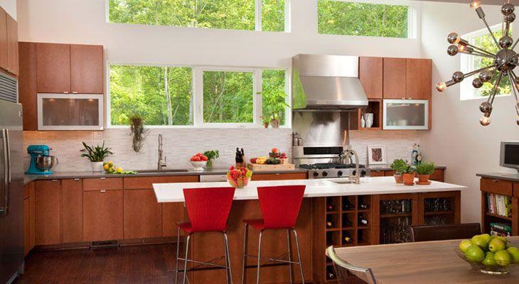 Custom Cabinetry 7 Wny Orchard Park Ny Glass Upper Cabinets Custom Cabinetry Walnut Cabinets