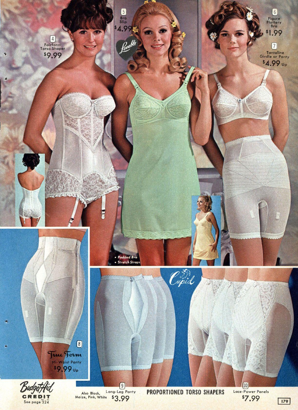 901a84bae Vintage lingerie