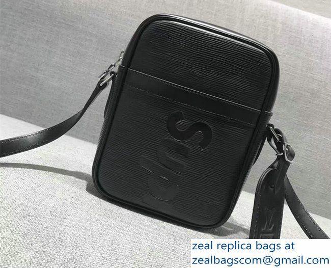 37e0c403d5 Louis Vuitton Epi Leather Supreme MM Cross Body Men\'s Shoulder Bag ...