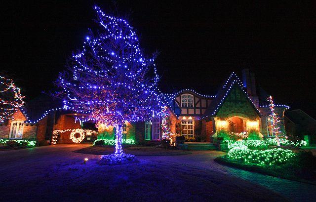 Day 11 1309 Nw 156 Terr Edmond Ok Holiday Decor Fairview Farms Edmond