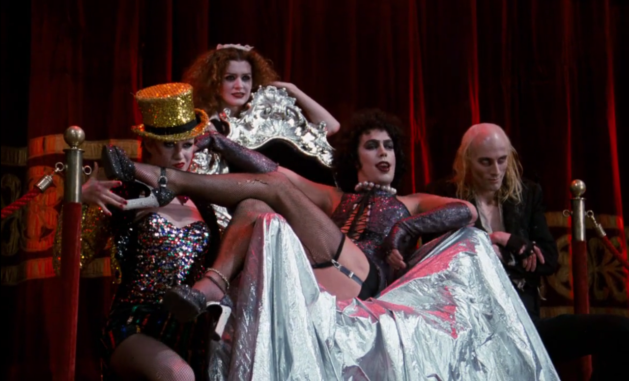 Having Some Fun — cosmiclumos:   Favourite Film / The Rocky Horror...