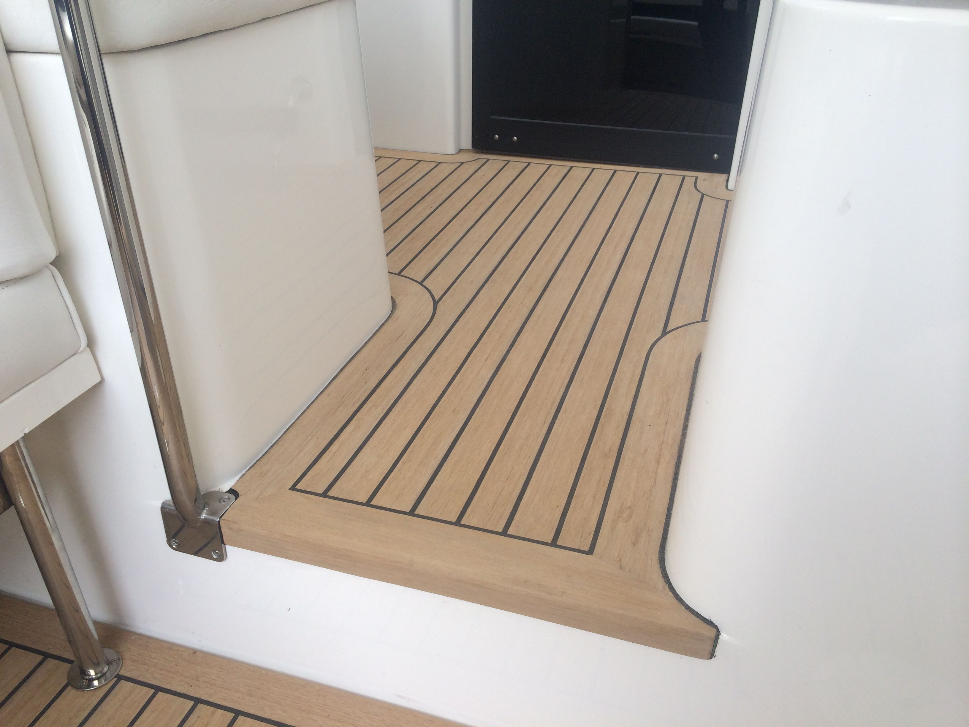 High corrosion resistance of teak deck boat waterproof,cheap High